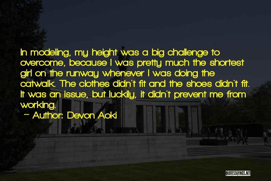 A Pretty Girl Quotes By Devon Aoki