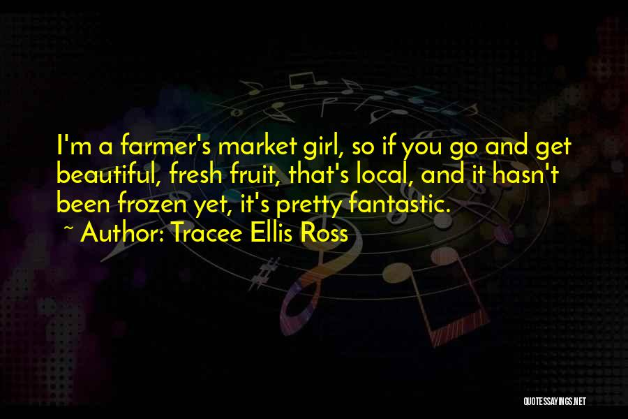 A Pretty Girl Quotes By Tracee Ellis Ross