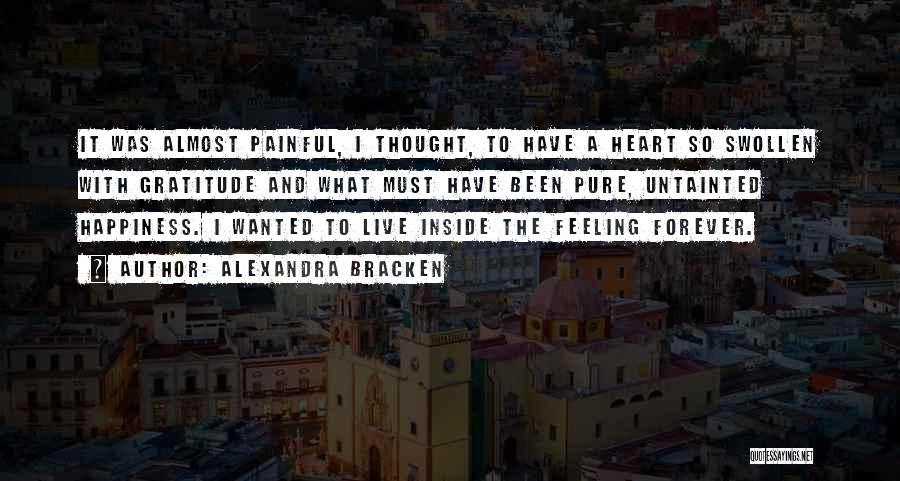 A Pure Heart Quotes By Alexandra Bracken
