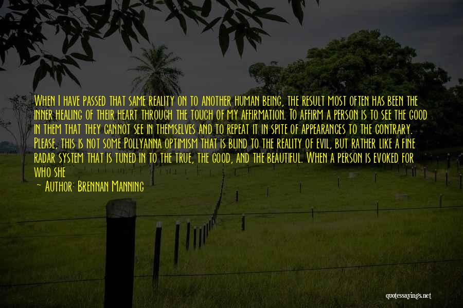 A Pure Heart Quotes By Brennan Manning