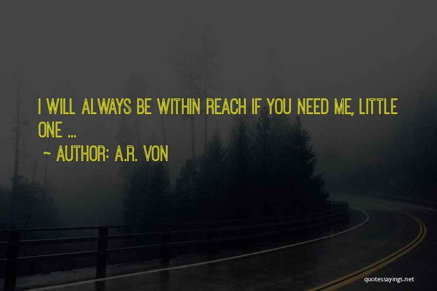 A.R. Von Quotes 1068446