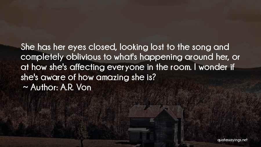 A.R. Von Quotes 792791