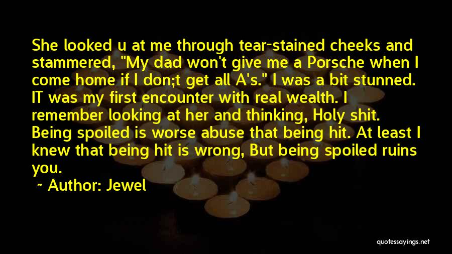 A Real Dad Quotes By Jewel