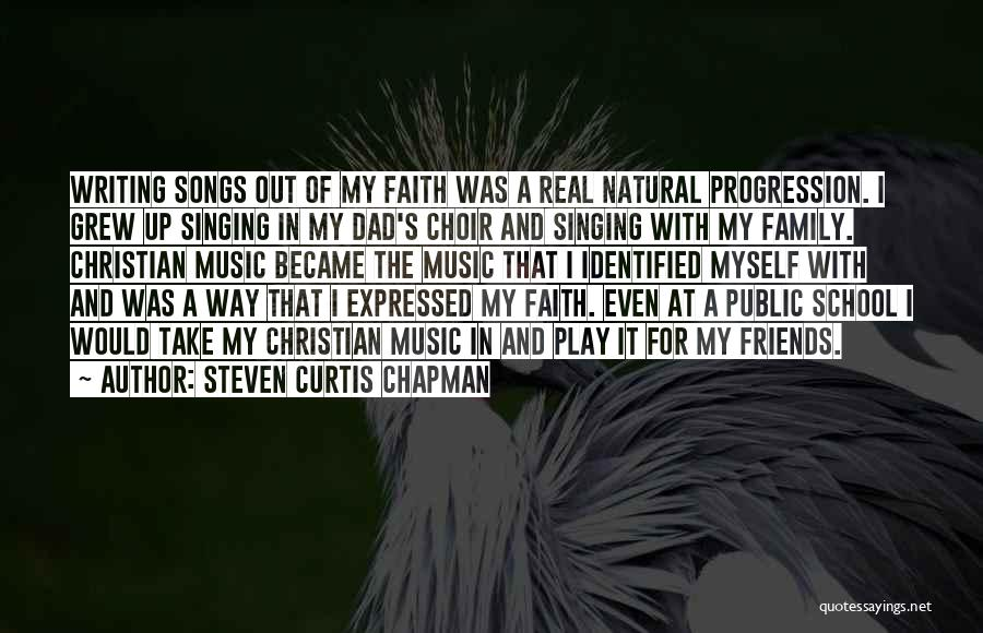 A Real Dad Quotes By Steven Curtis Chapman