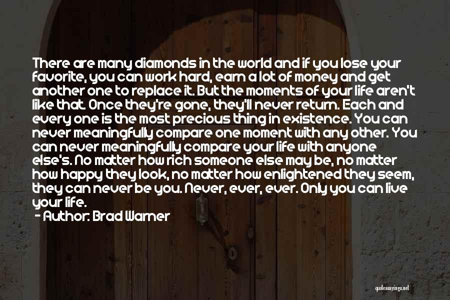 A Rich Life Quotes By Brad Warner