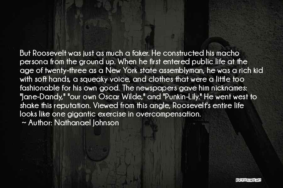 A Rich Life Quotes By Nathanael Johnson