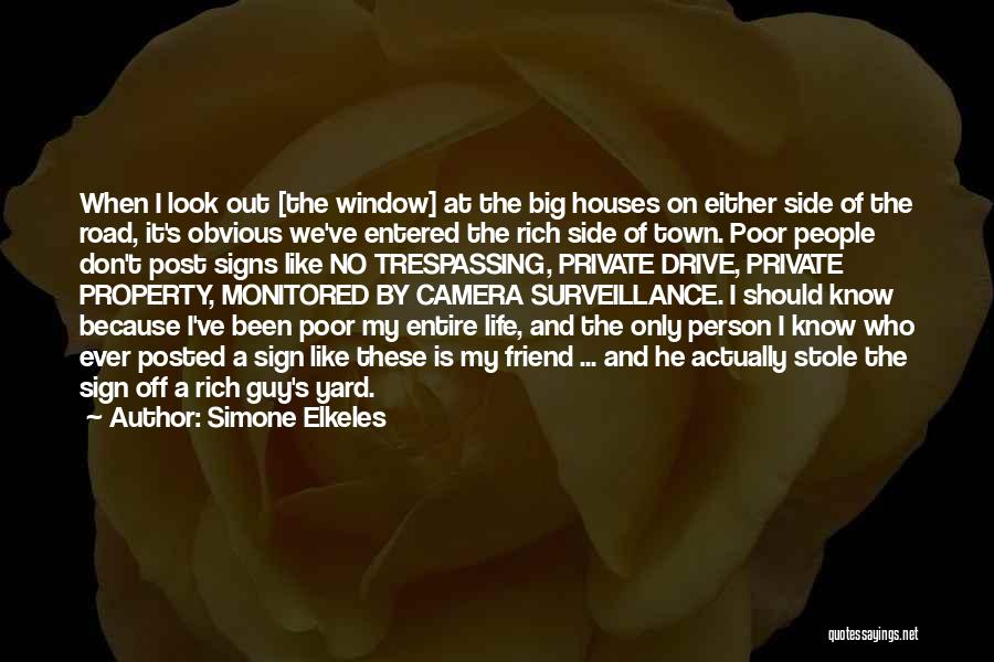 A Rich Life Quotes By Simone Elkeles