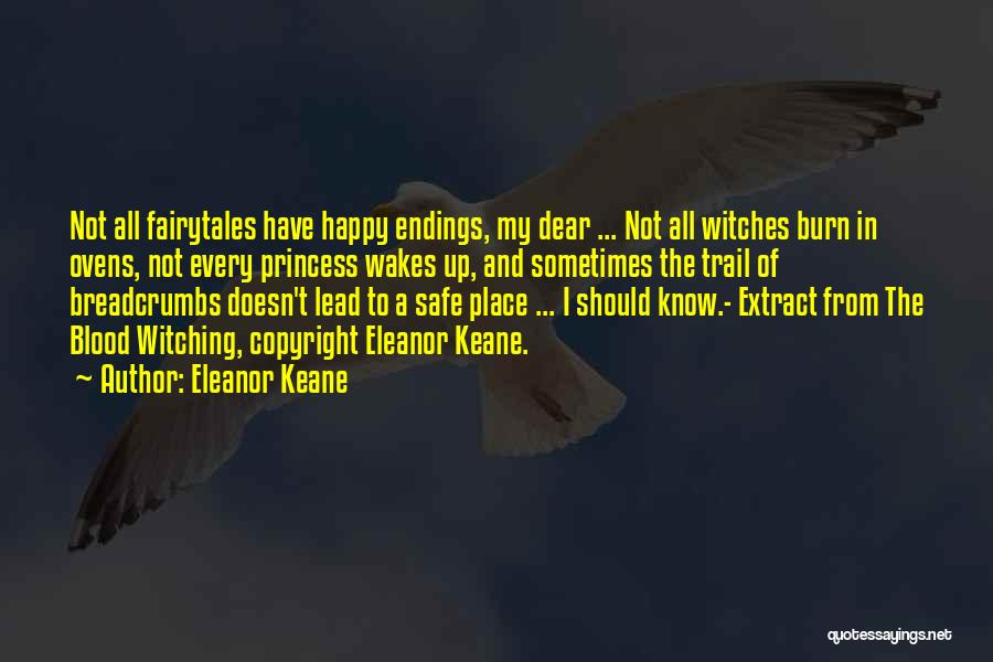 A Safe Place Quotes By Eleanor Keane