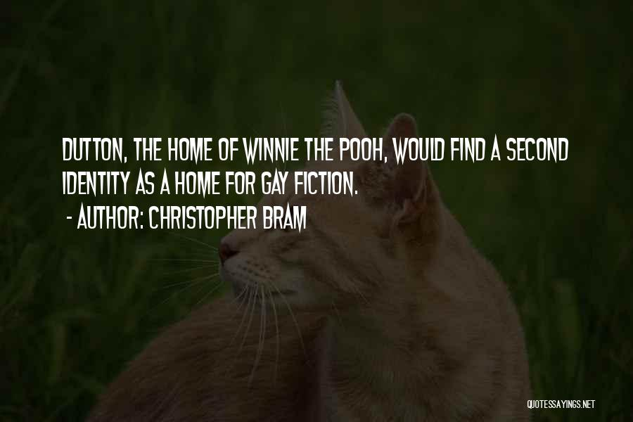 A Second Home Quotes By Christopher Bram