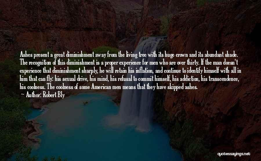 A Shade Tree Quotes By Robert Bly