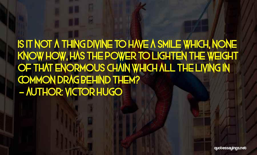 A Smile Is A Quotes By Victor Hugo