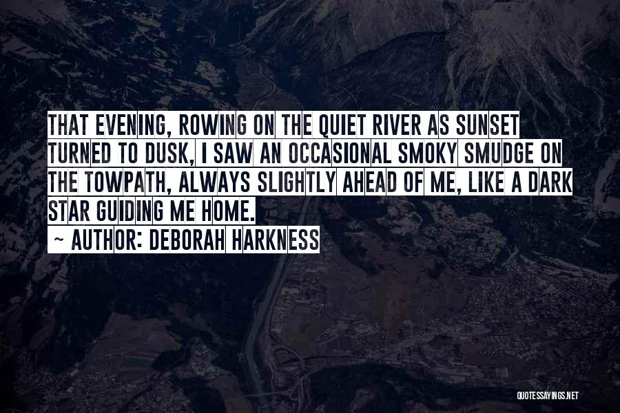 A Sunset Quotes By Deborah Harkness