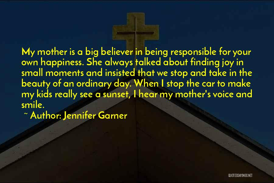 A Sunset Quotes By Jennifer Garner