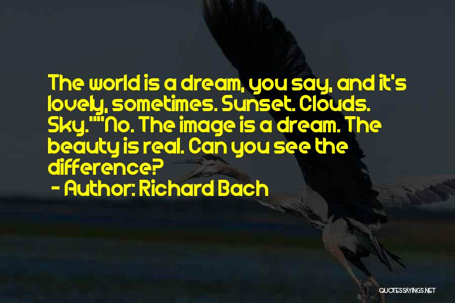 A Sunset Quotes By Richard Bach