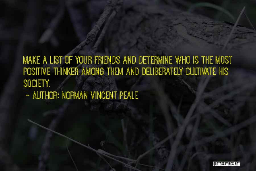A To Z List Of Inspirational Quotes By Norman Vincent Peale