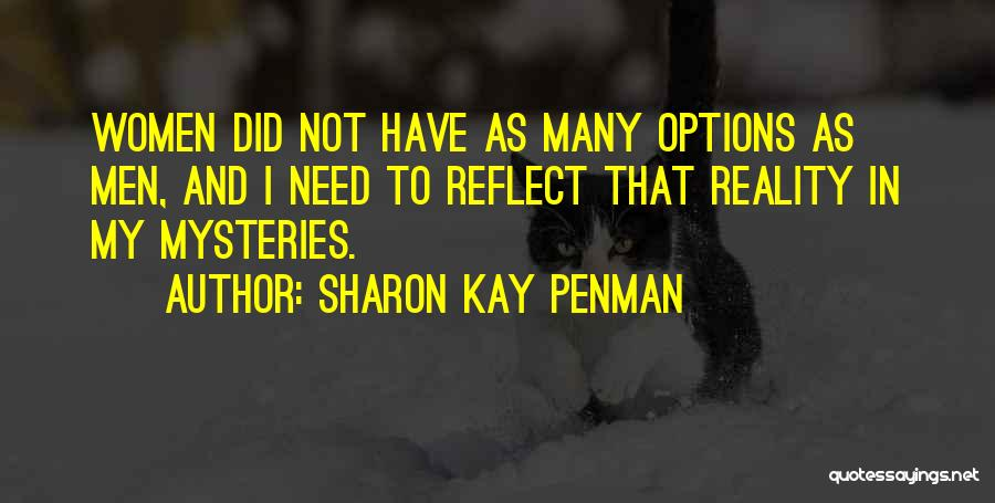 A To Z Mysteries Quotes By Sharon Kay Penman