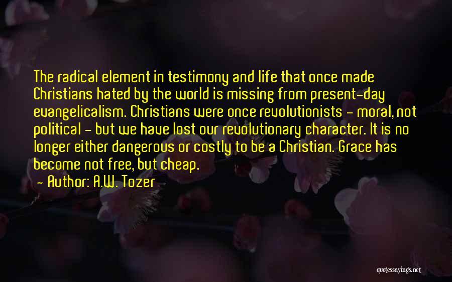 A.W. Tozer Quotes 1236886