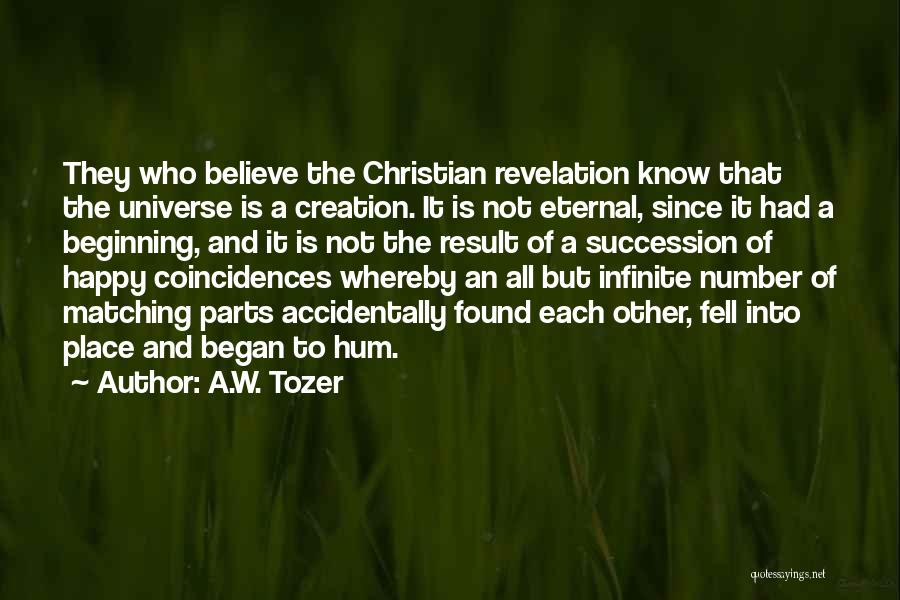 A.W. Tozer Quotes 1322785