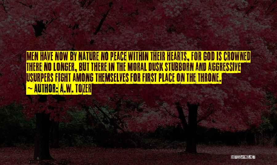 A.W. Tozer Quotes 1513062