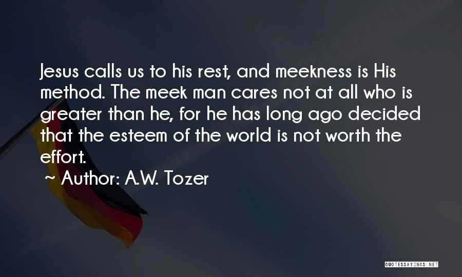 A.W. Tozer Quotes 1992209