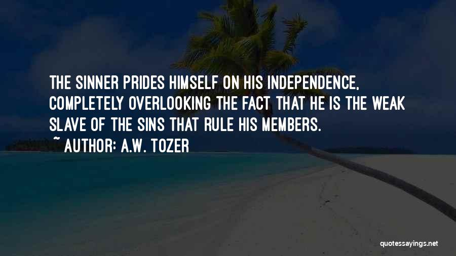 A.W. Tozer Quotes 2196909