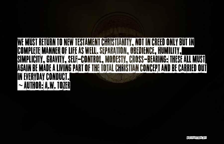 A.W. Tozer Quotes 456051