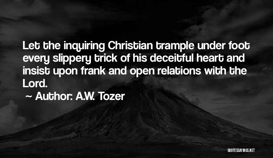 A.W. Tozer Quotes 658895