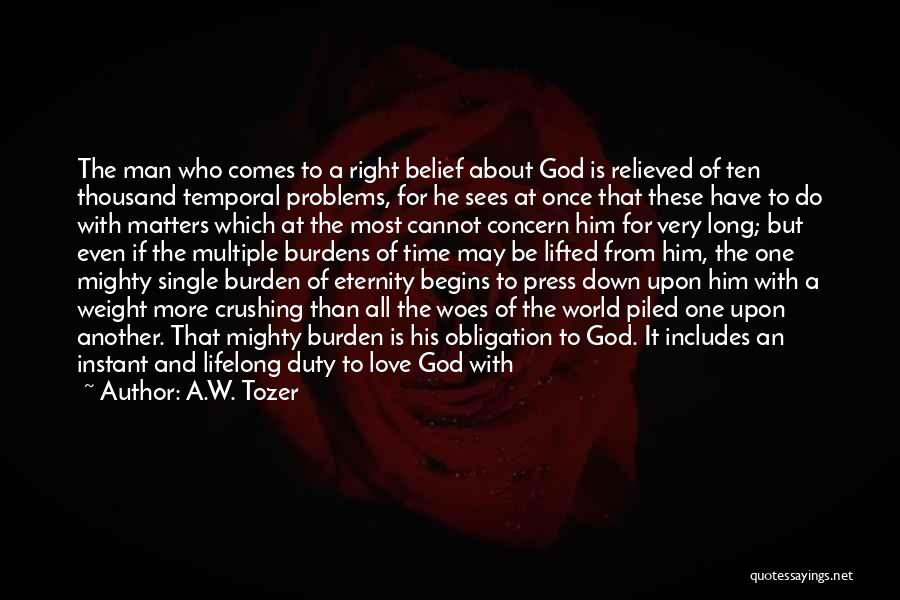 A.W. Tozer Quotes 817331