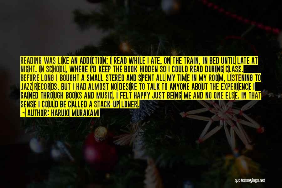 A While Quotes By Haruki Murakami