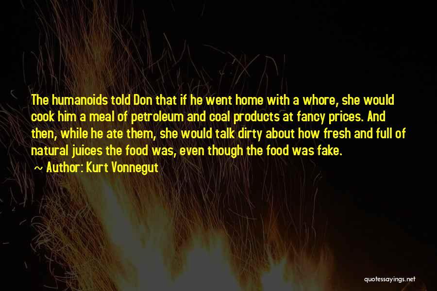 A While Quotes By Kurt Vonnegut