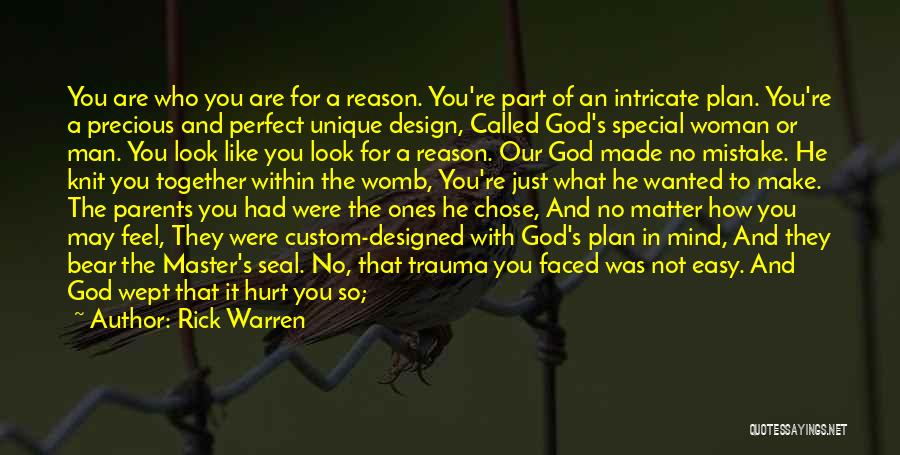A Woman's Heart And God Quotes By Rick Warren