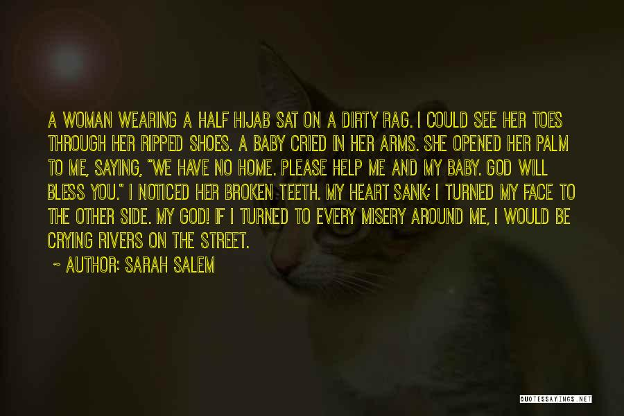 A Woman's Heart And God Quotes By Sarah Salem
