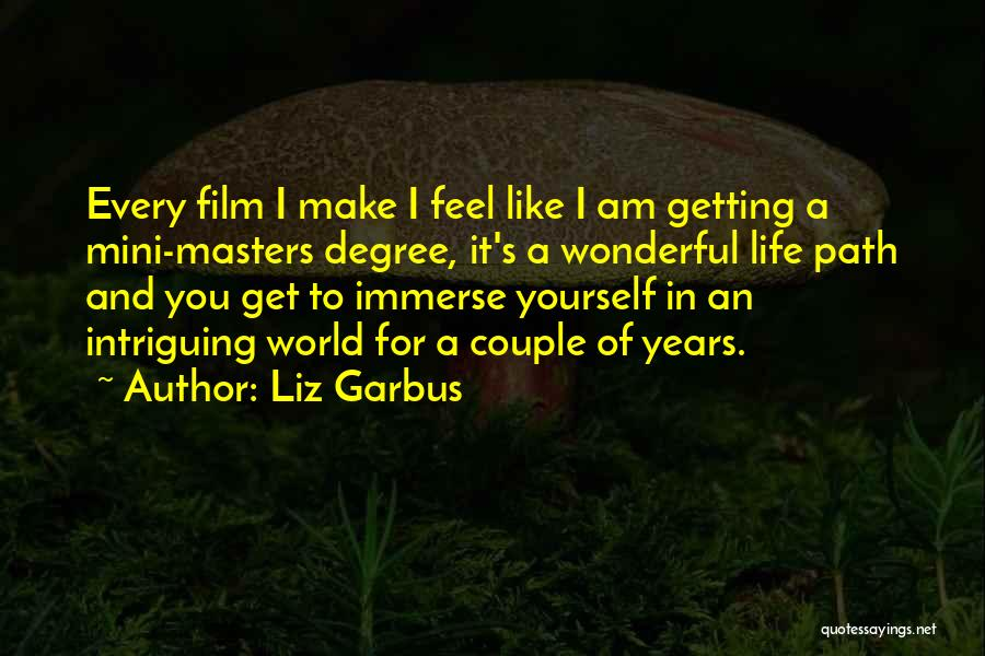 A Wonderful Couple Quotes By Liz Garbus