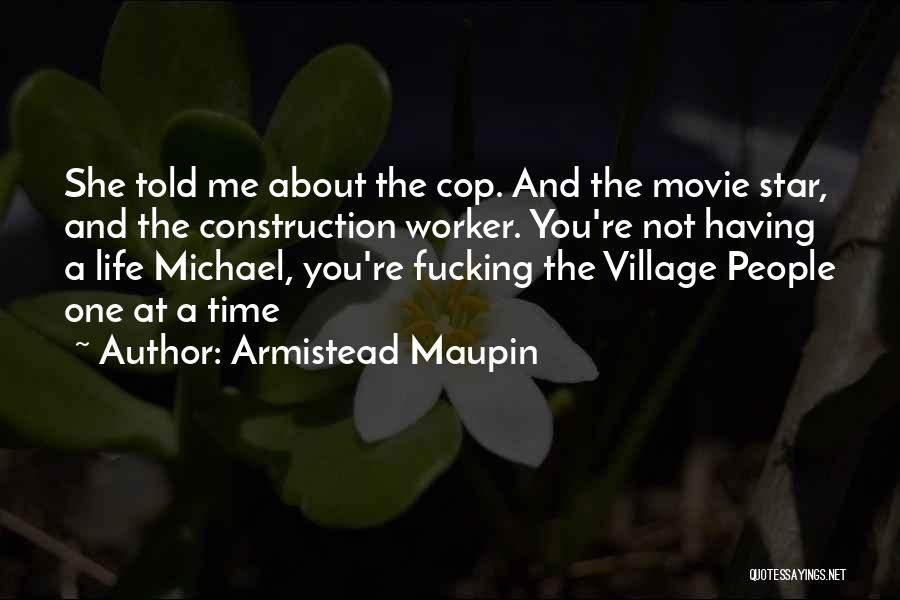 A-z Movie Quotes By Armistead Maupin