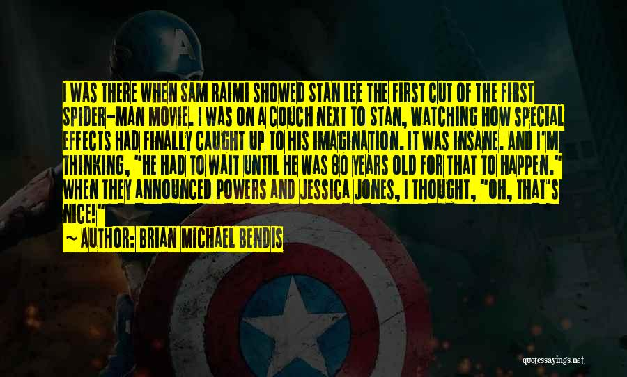 A-z Movie Quotes By Brian Michael Bendis