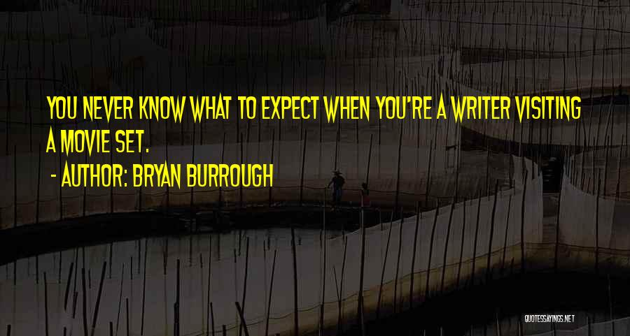 A-z Movie Quotes By Bryan Burrough