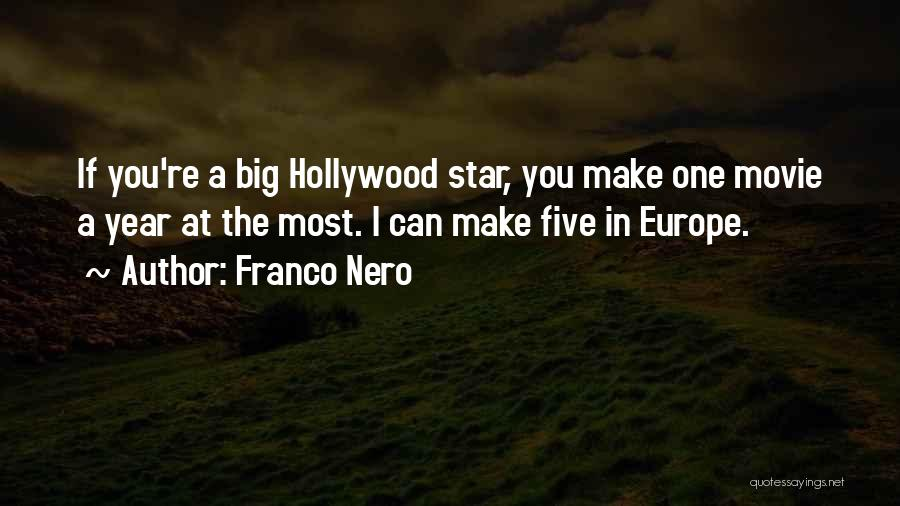A-z Movie Quotes By Franco Nero