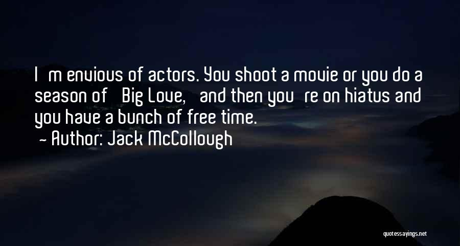 A-z Movie Quotes By Jack McCollough