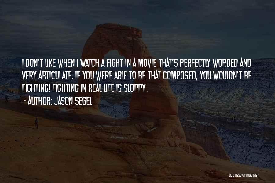 A-z Movie Quotes By Jason Segel