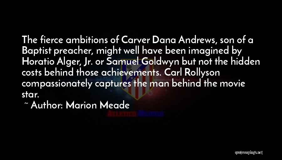 A-z Movie Quotes By Marion Meade