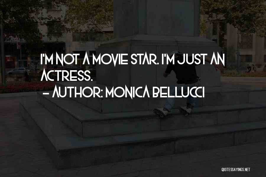 A-z Movie Quotes By Monica Bellucci