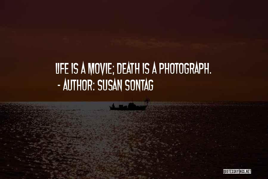 A-z Movie Quotes By Susan Sontag