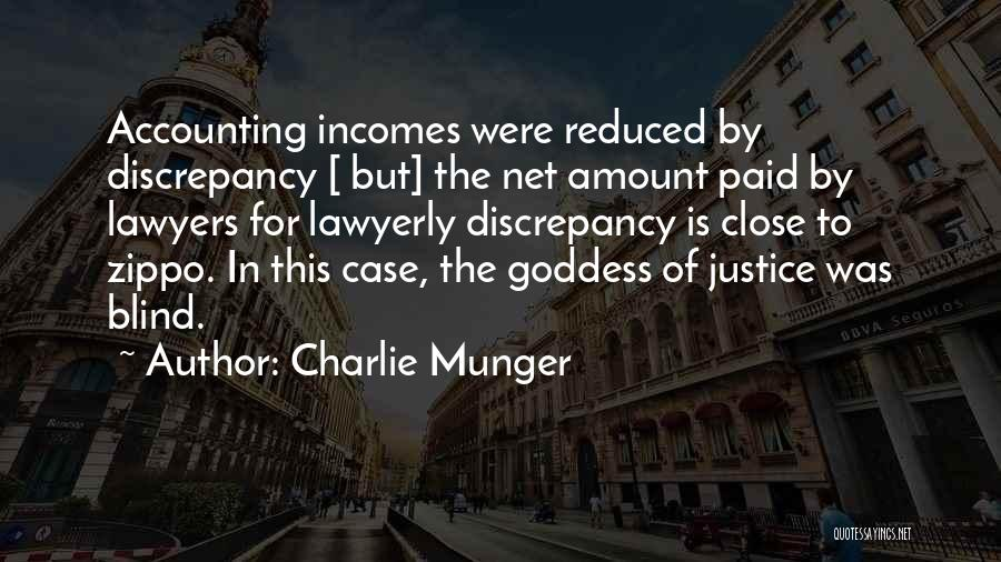 A Zippo Quotes By Charlie Munger