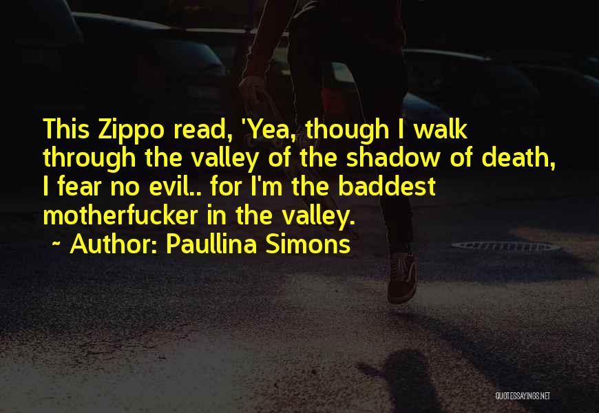 A Zippo Quotes By Paullina Simons