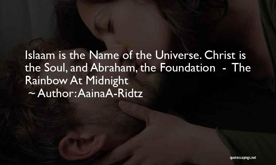 AainaA-Ridtz Quotes 1762253