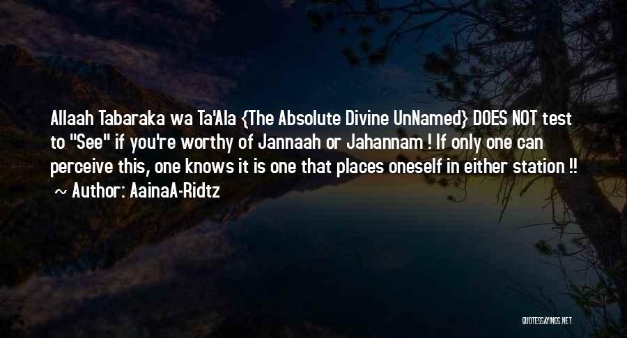 AainaA-Ridtz Quotes 328961