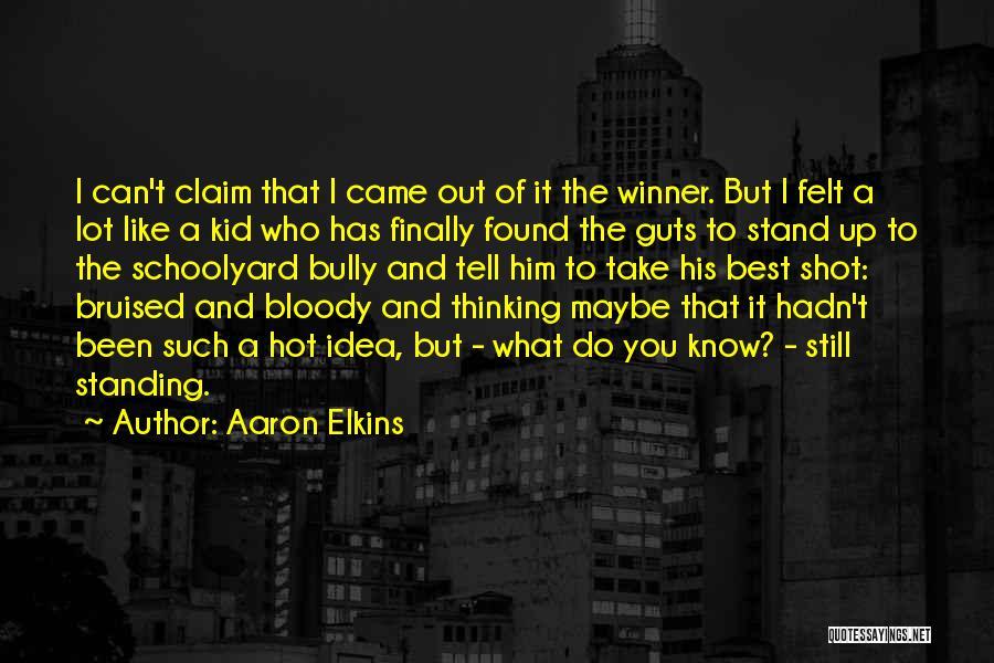 Aaron Elkins Quotes 522438