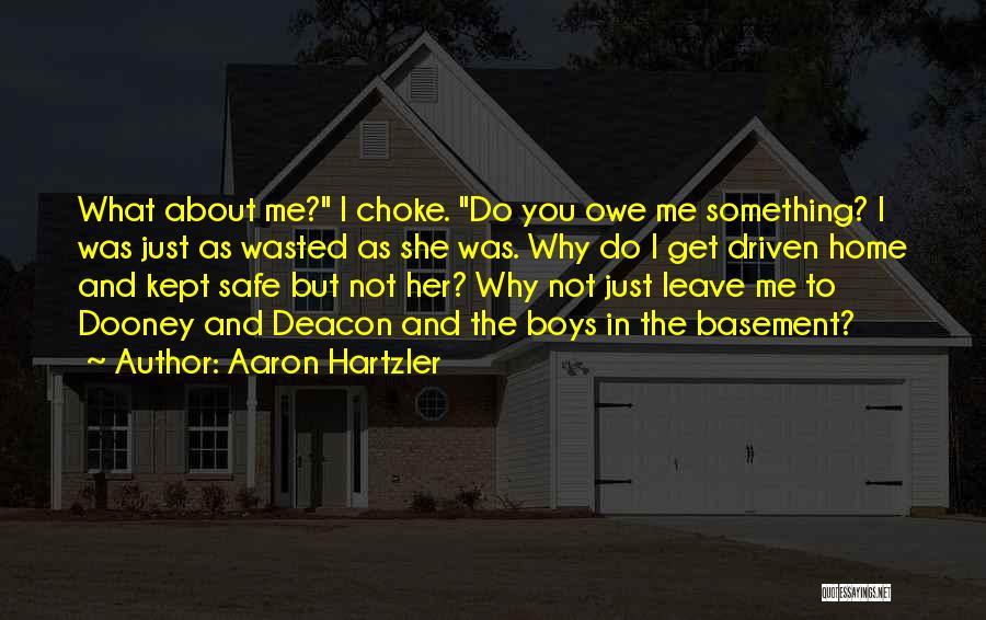 Aaron Hartzler Quotes 1453388