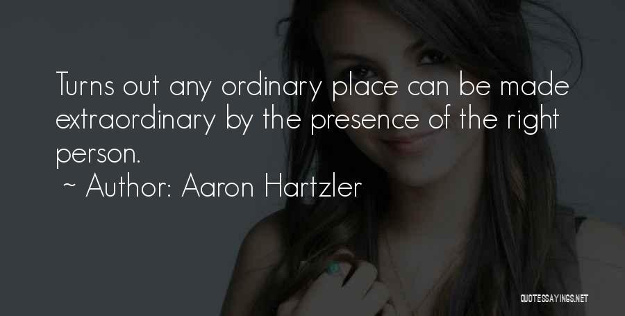 Aaron Hartzler Quotes 2255117