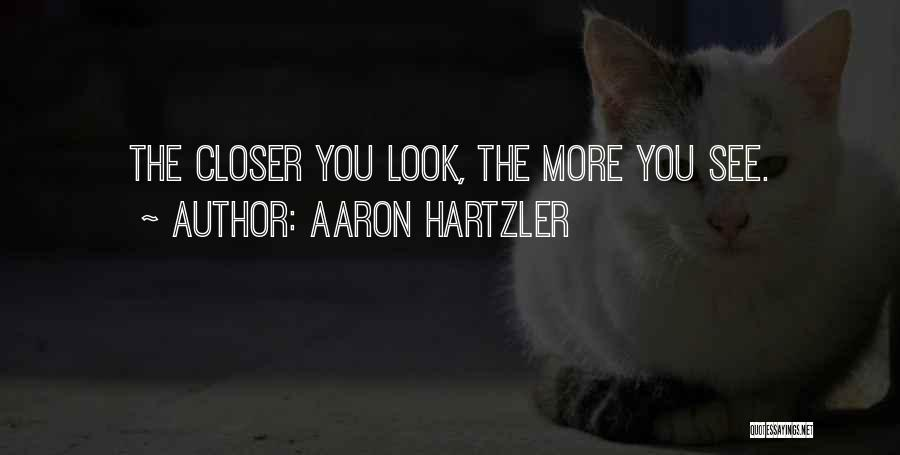 Aaron Hartzler Quotes 91291